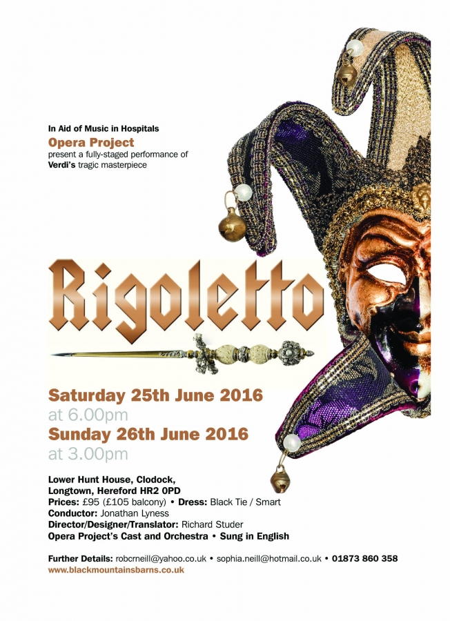rigoletto pdf flyer